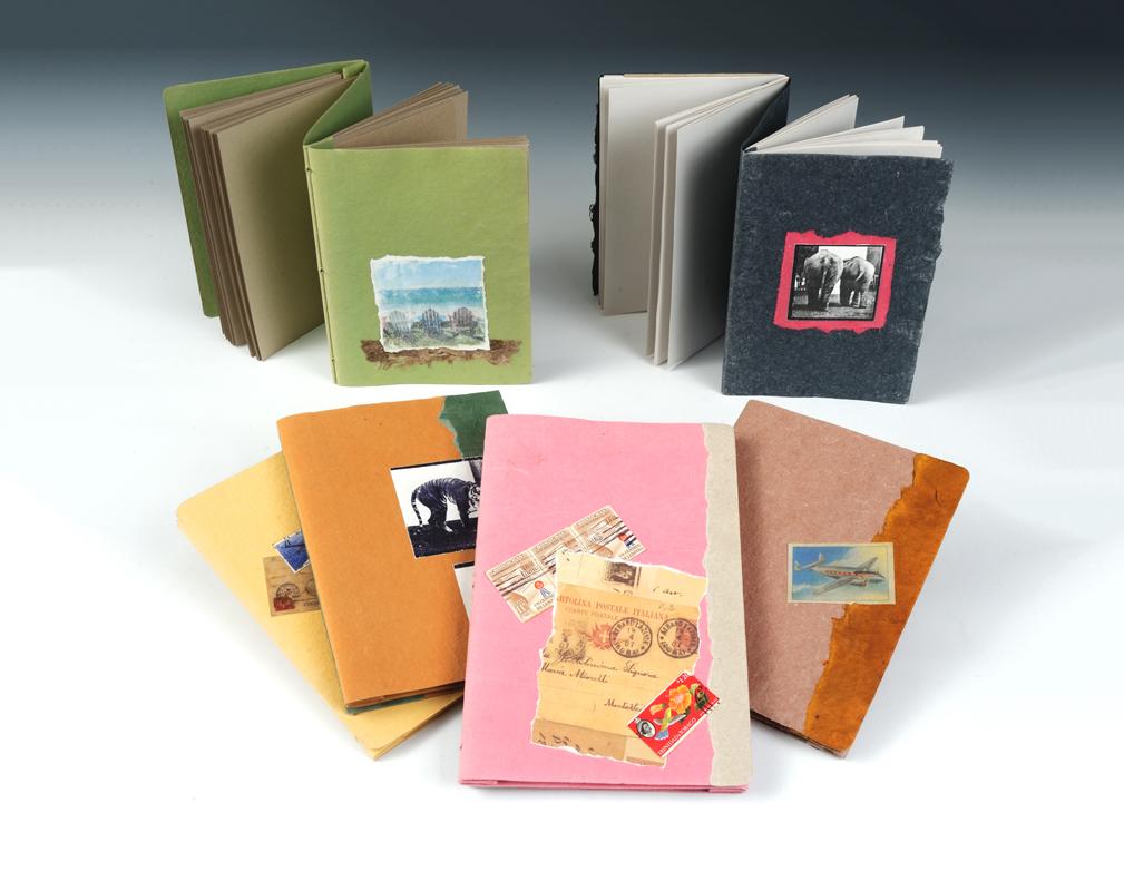 photo of travel books