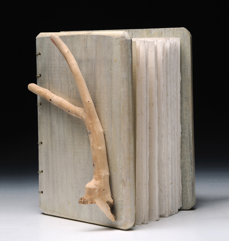 Wooden Cover with Driftwood