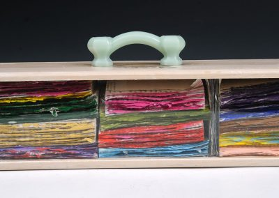 Rainbow in a Box 2, 14 x 4
